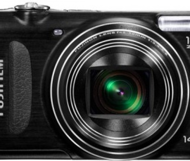 Fujifilm FinePix T200 Point & Shoot Camera