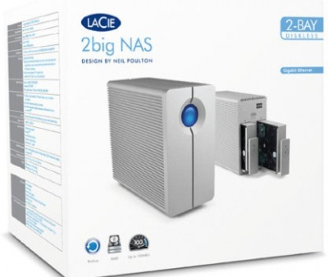 LaCie 10 TB Wired External Hard Disk Drive