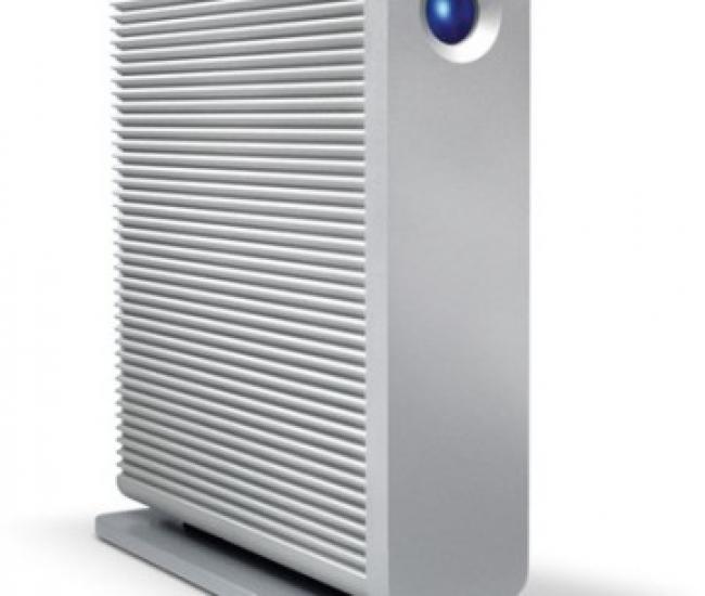 LaCie D2 Quadra USB 3.0 2 TB External Hard Disk Drive