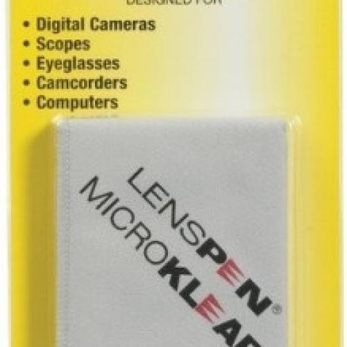 Lenspen MK-2-G Microklear Cloth  Lens Cleaner