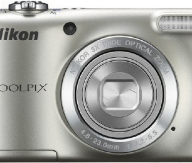 Nikon Coolpix L27 Point & Shoot Camera