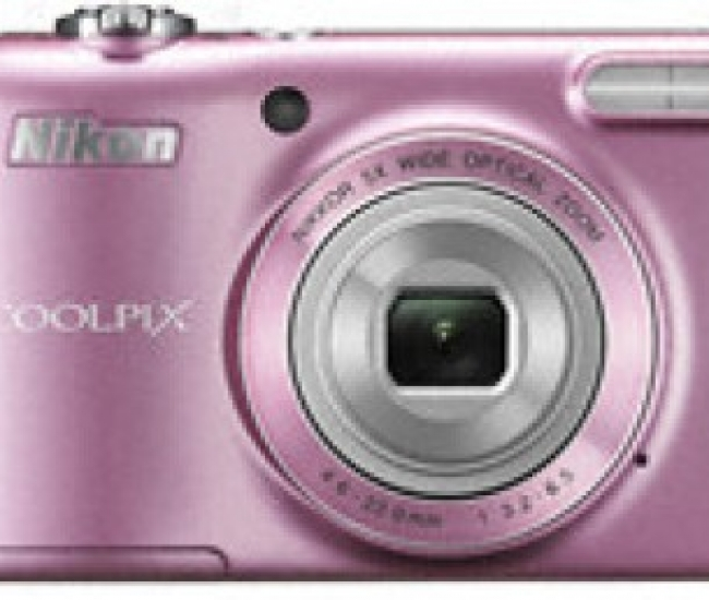 Nikon Coolpix L28 Point & Shoot Camera