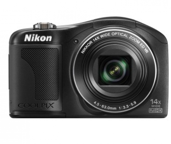 Nikon Coolpix L610 Point & Shoot Camera