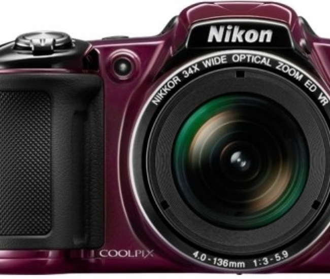 Nikon Coolpix L830 Point & Shoot Camera
