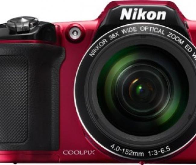 Nikon Coolpix L840 Point & Shoot Camera