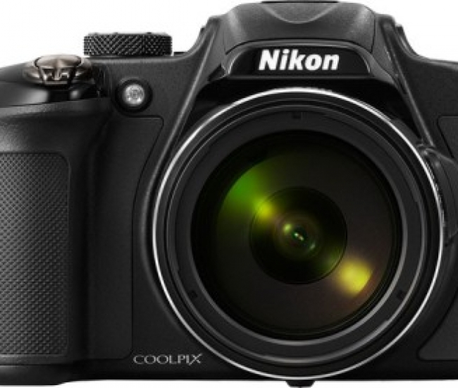 Nikon Coolpix P610 Point & Shoot Camera
