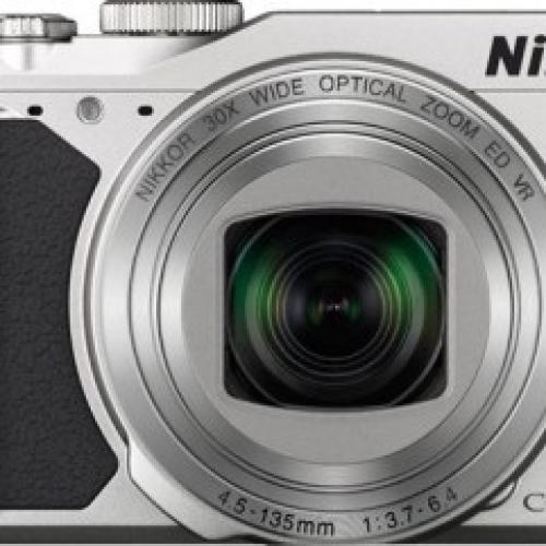 Nikon Coolpix S9900 Point & Shoot Camera