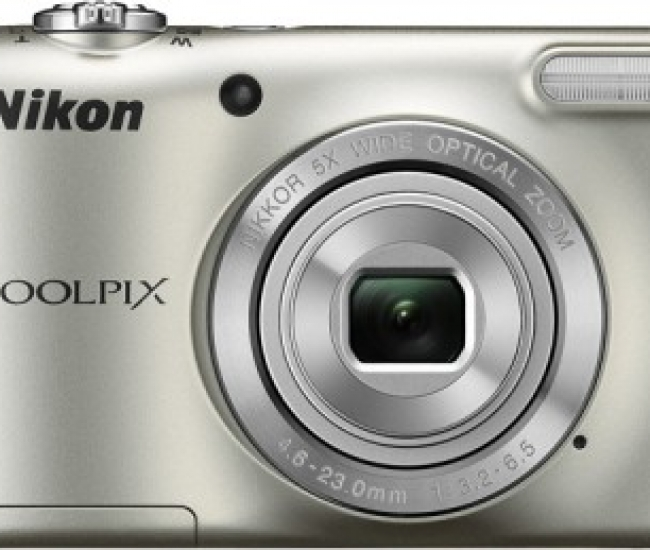 Nikon L29 Point & Shoot Camera