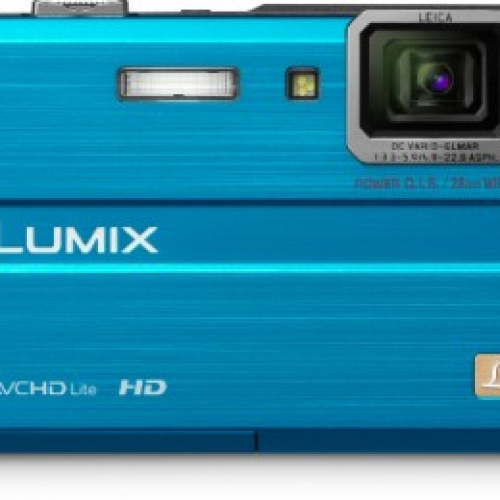 Panasonic Lumix DMC-FT2 Point & Shoot Camera