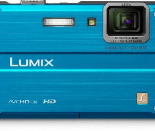 Panasonic Lumix DMC-FT2 Point & Shoot Camera