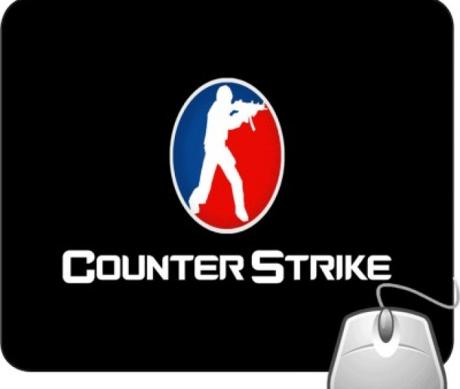 Pinaki Couter Strike 1 Mousepad