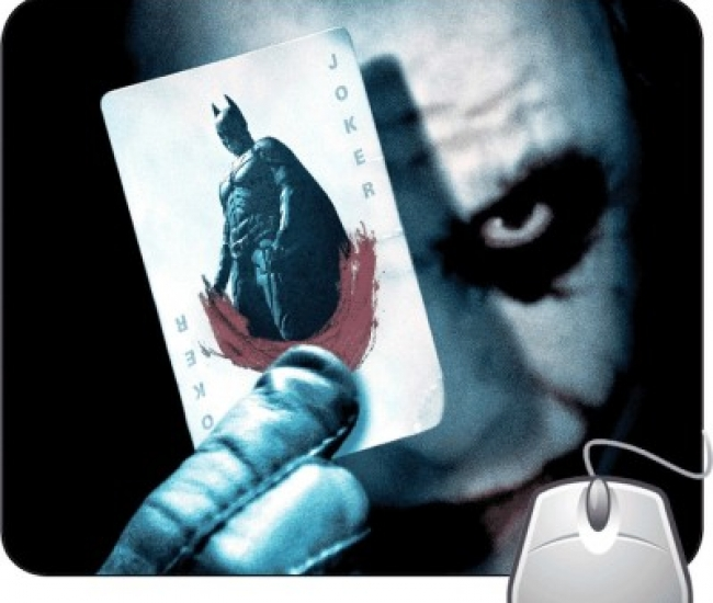 Pinaki Dark Knight Mousepad