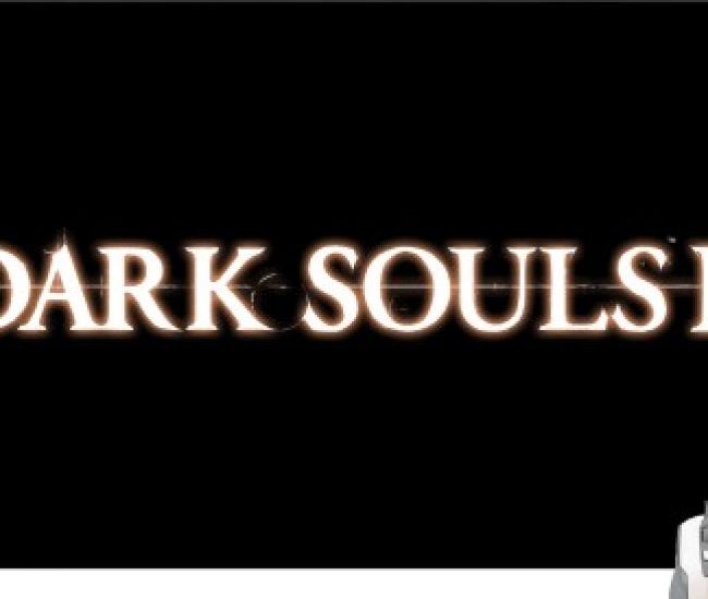 Pinaki Dark Souls II Gaming Mousepad