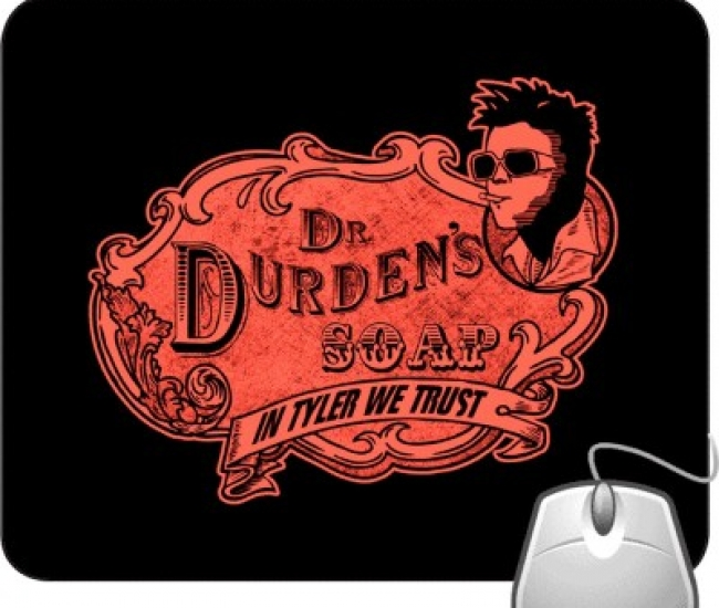 Pinaki Dr.Durdens Soap Mousepad