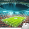 Pinaki Football Ground Mousepad