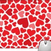 Pinaki Heart Design Mousepad