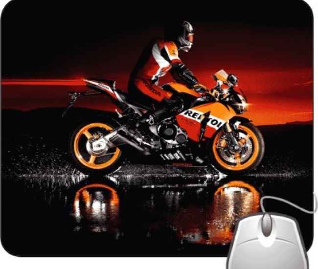 Pinaki Honda Super Bike Mousepad