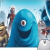 Pinaki Monsters Vs Aliens Mousepad