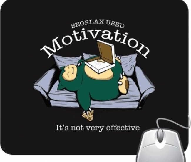 Pinaki Motivation Mousepad