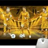 Pinaki Ramos , Ronaldo and Bale Mousepad