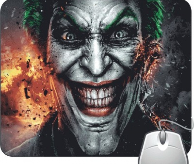 Pinaki Scary Joker Mousepad