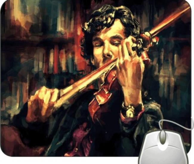 Pinaki Sherlock Mousepad