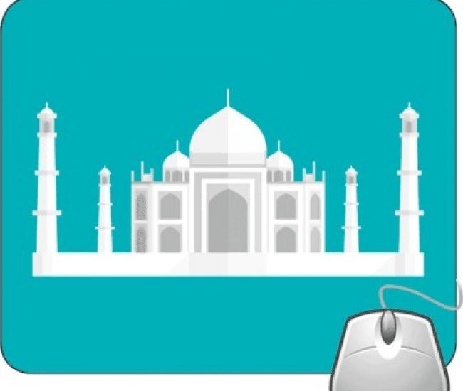 Pinaki Taj Mahal Mousepad