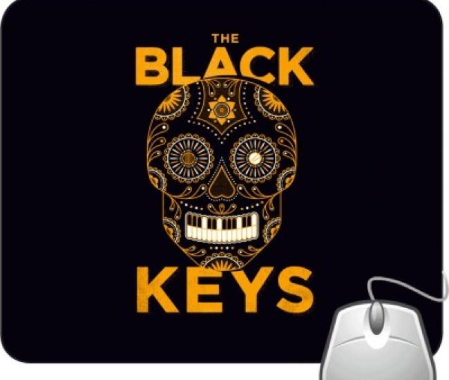 Pinaki The Black Keys Mousepad