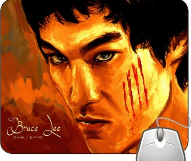 Pinaki The Bruce Lee Mousepad