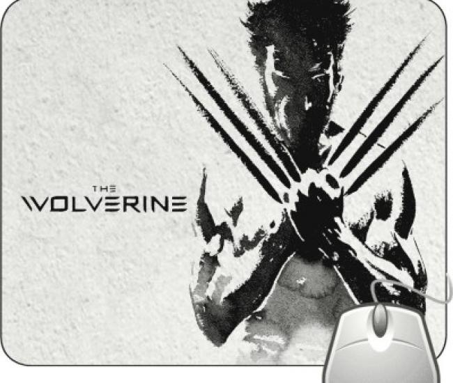 Pinaki The Wolverine Mousepad