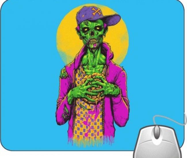 Pinaki The Zombie Mousepad