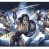 Pinaki Wonder Women Gaming Mousepad