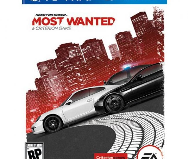 Need For Speed: Most Wanted - 2012 PS Vita