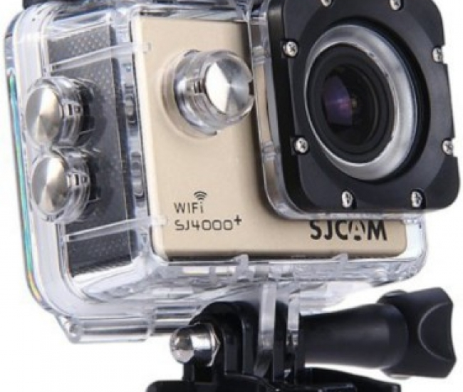 SJCAM SJ Sjcam 4000 Sj _1 Sjcam 4000 Wifi Golden Sports & Action Camera