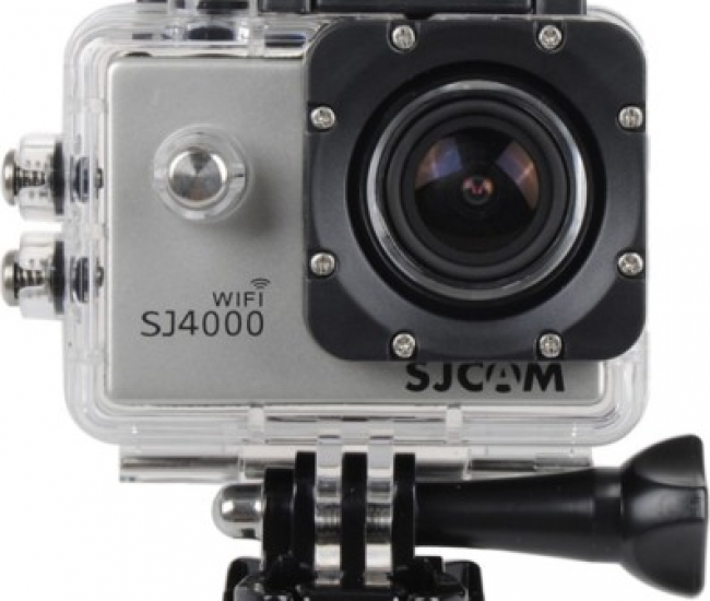 SJCAM SJ Sjcam 4000 Sj _13 Sjcam 4000 Wifi black Sports & Action Camera