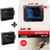 SJCAM SJ Sjcam 4000 Sj _6 Sjcam 4000 Wifi Blue_2Battery Sports & Action Camera