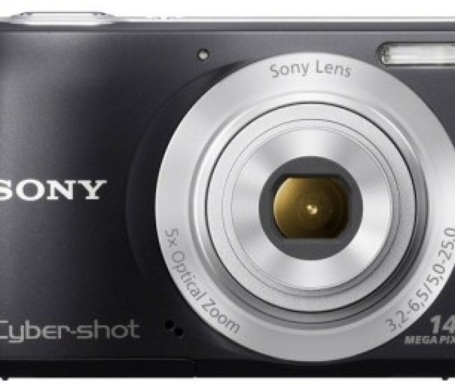 Sony Cyber-shot DSC-S5000 Point & Shoot Camera