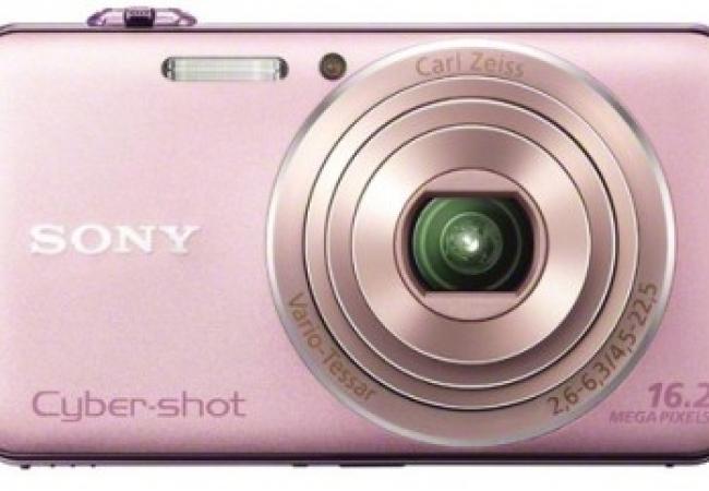 Sony CyberShot DSC-WX50 Point & Shoot Camera