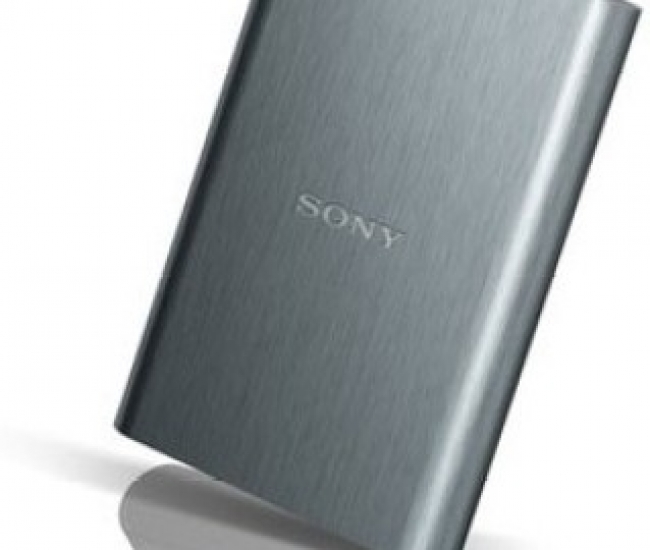 Sony 2 TB External Hard Disk