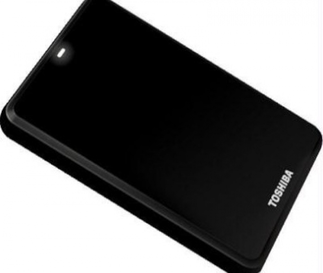 Toshiba Canvio Alumy 1 TB External Hard Disk Drive