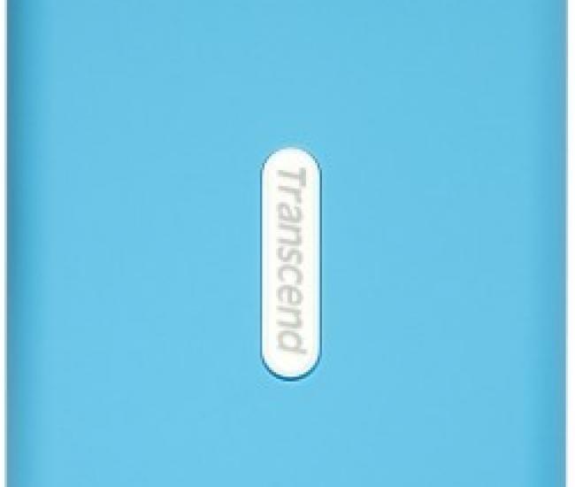 Transcend StoreJet 25M3B 2.5 inch 1 TB Auto-Backup Drive