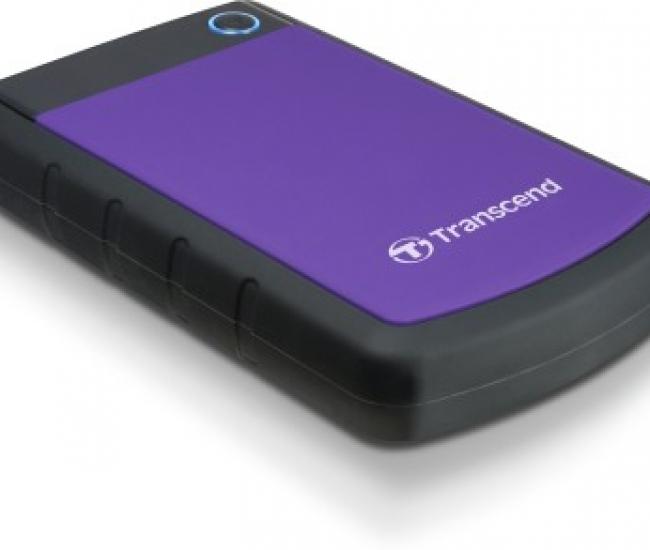 Transcend 2TB Portable 2 TB External Hard Disk Drive